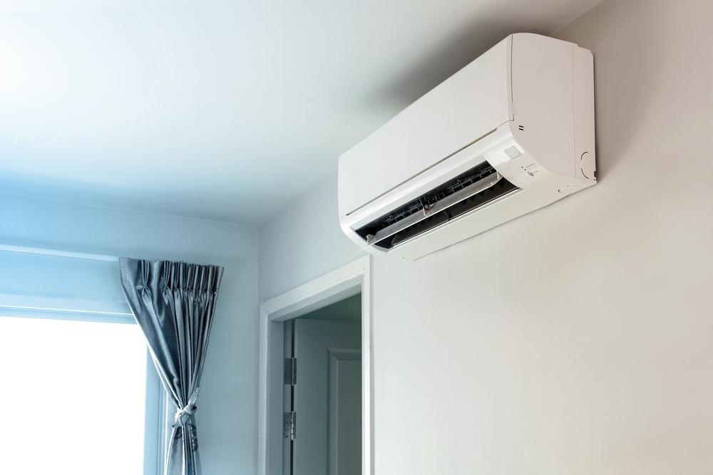 Le chauffage réversible pour régler vos températures