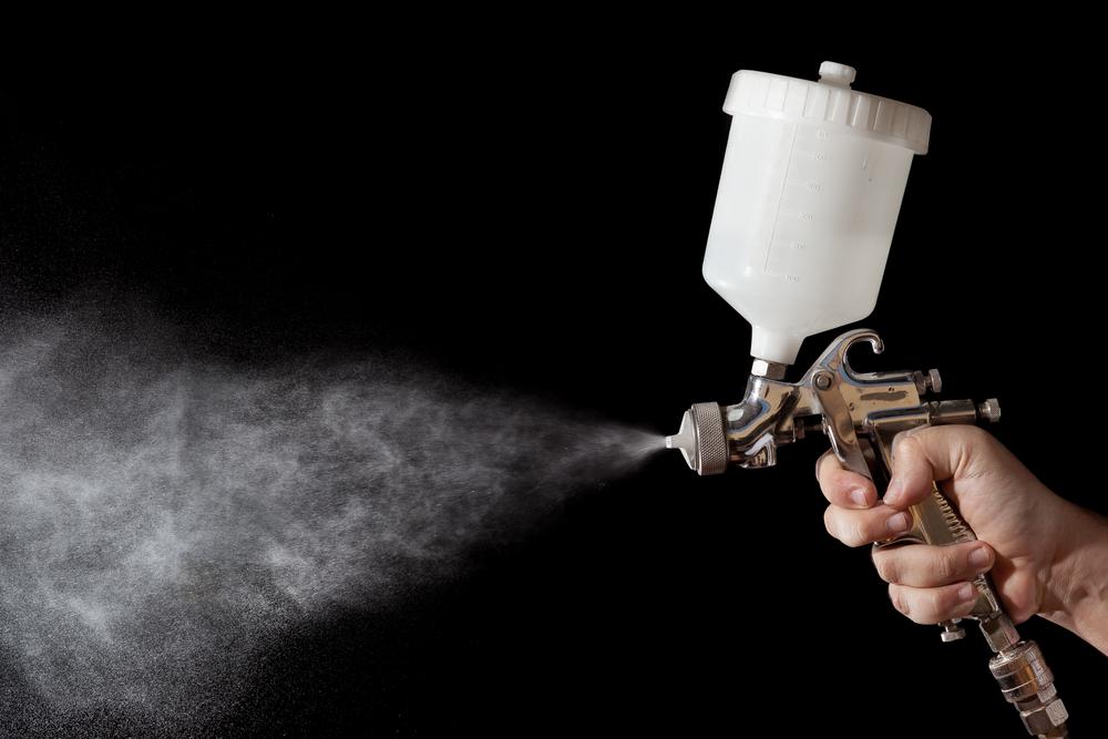 Bricolage : comment peindre au pistolet électrique